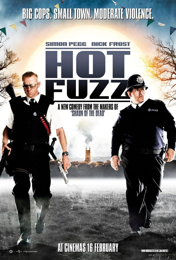 Hot Fuzz movie review