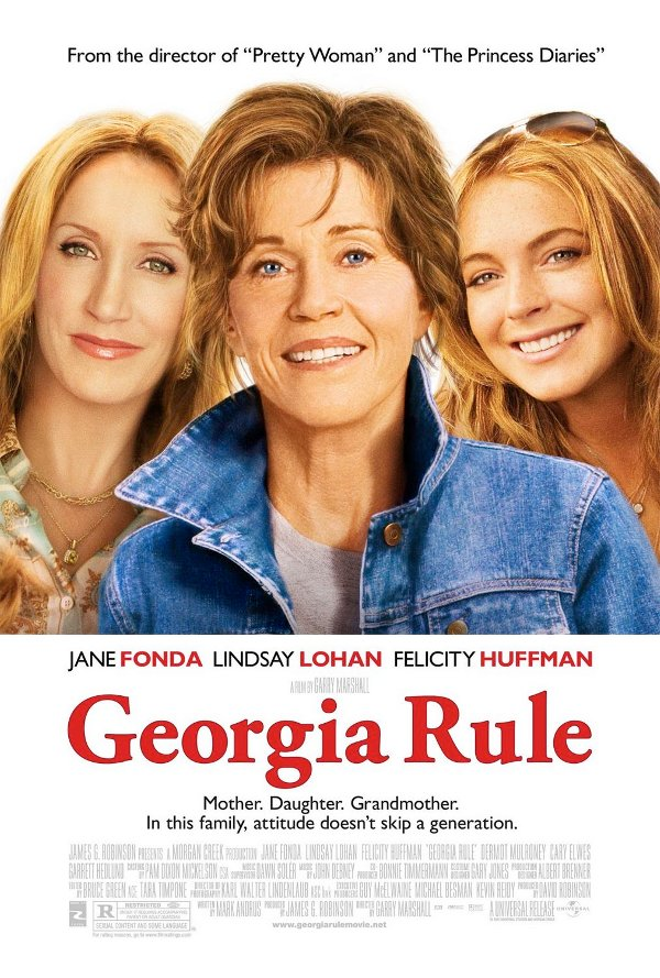 Georgia Rule movie review