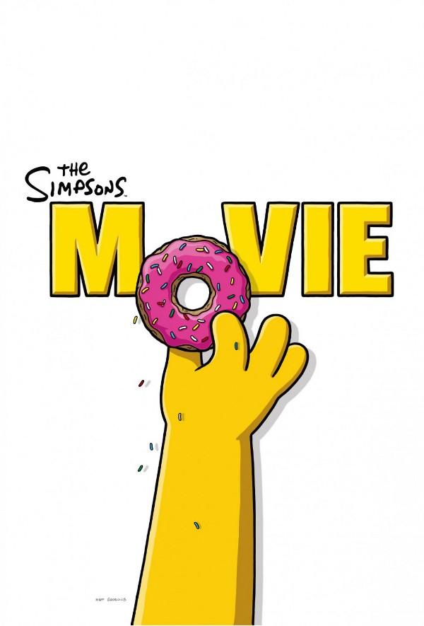 The Simpsons Movie movie review