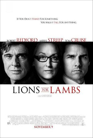 Lions for Lambs movie review