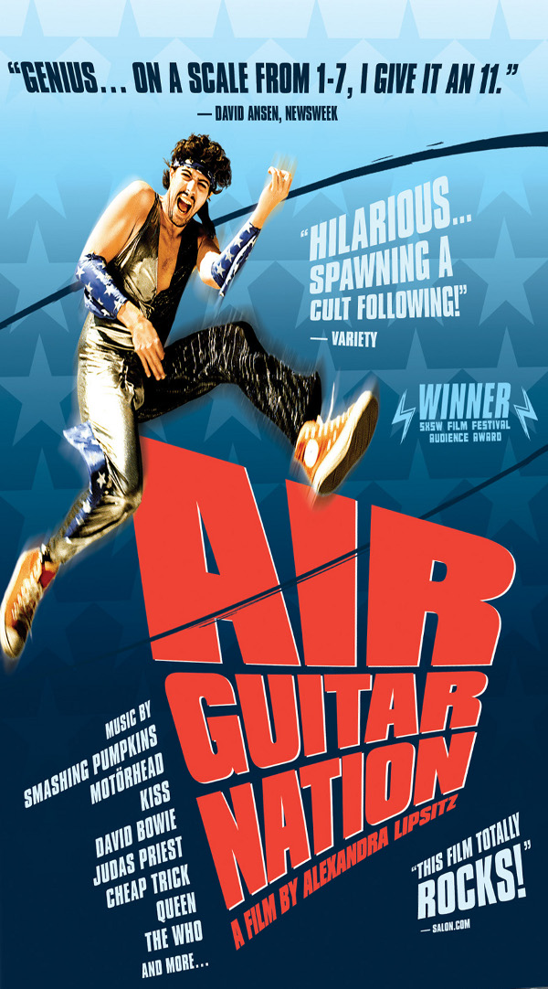Air Guitar Nation DVD review