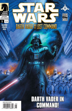 Title: Star Wars: Darth Vader and the Lost Command #1 (of 5)