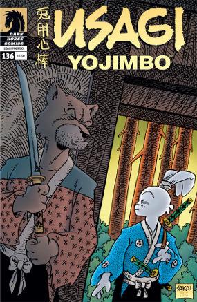 usagi-yojimbo-136-cover