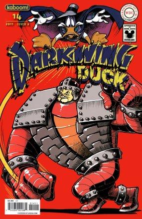 Darkwing Duck #14
