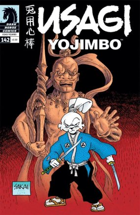 usagi-yojimbo-142-cover