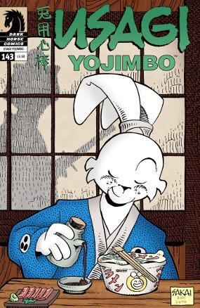 usagi-yojimbo-143-cover