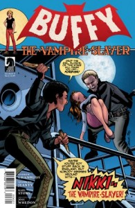 Buffy the Vampire Slayer Season Nine #6