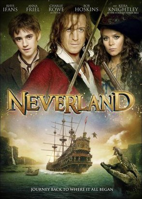 neverland-dvd