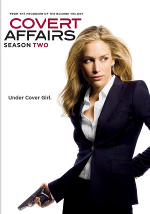 Covert Affairs – The Complete Second Season