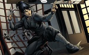 Snake Eyes and Storm Shadow #13