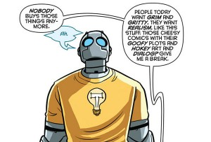 Atomic Robo Presents Real Science Adventures #5