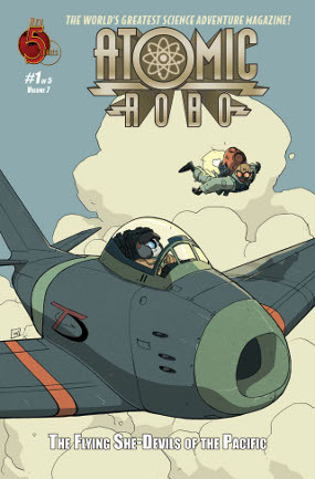 atomic-robo-she-devils-of-the-pacific-1-cover