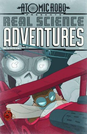 atomic-robo-presents-real-science-adventures-5-cover