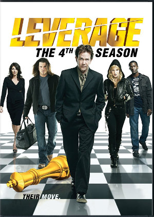 Leverage - The Complete 4th Season