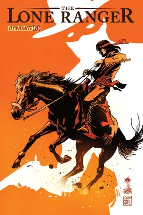 The Lone Ranger #8