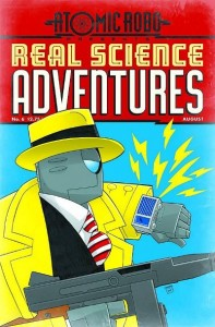 Atomic Robo Presents Real Science Adventures #6