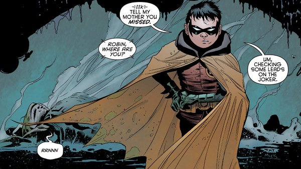 Batman and Robin #13