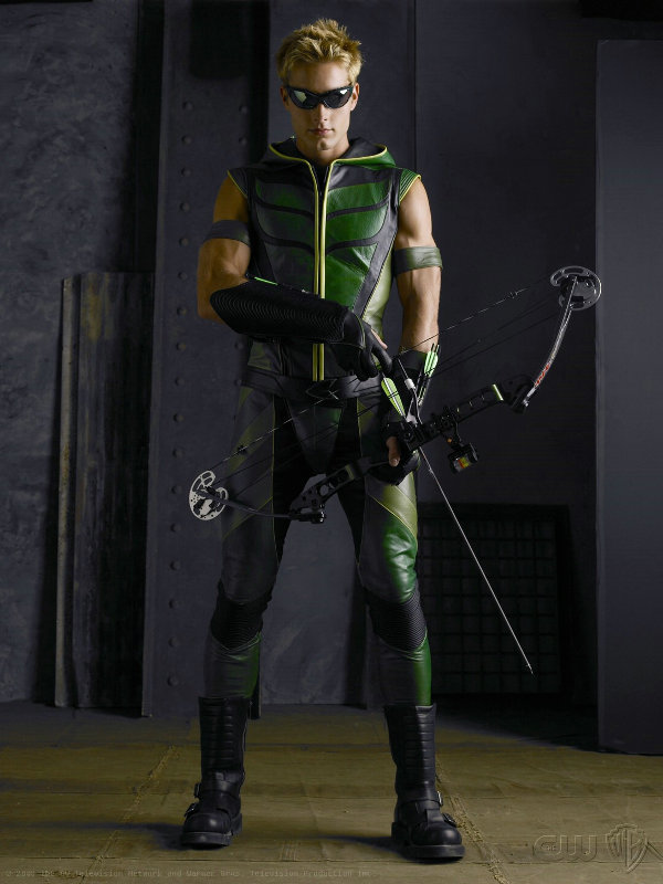 Smallville's Green Arrow