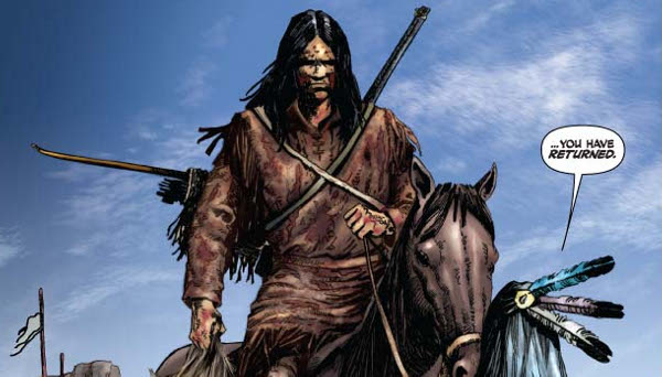 The Lone Ranger #10