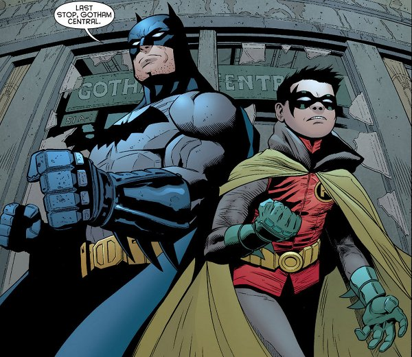 Batman and Robin Vol. 4: Requiem for Damian (The New 52 ...