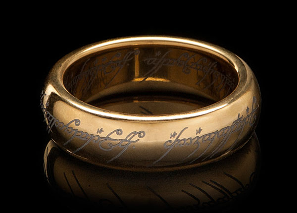 Lord of the Rings One Ring Replica