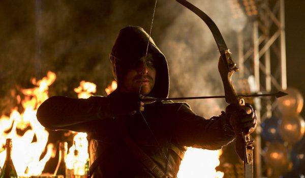 arrow-burned