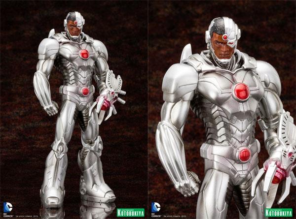 cyborg-ARTFX-statue