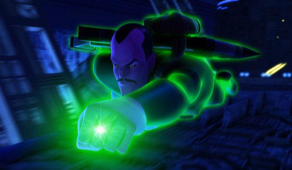 Green Lantern: The Animated Series - Prisoner of Sinestro