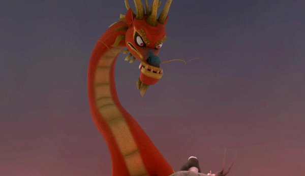 Kung Fu Panda: Legends of Awesomeness - Enter the Dragon