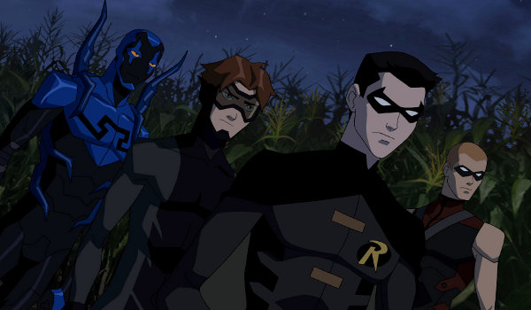Young Justice - True Colors
