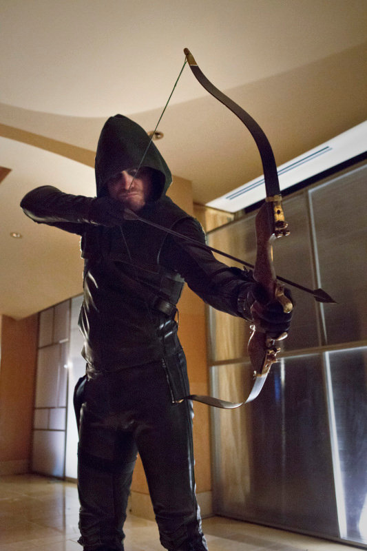 Arrow - Dead to Rights