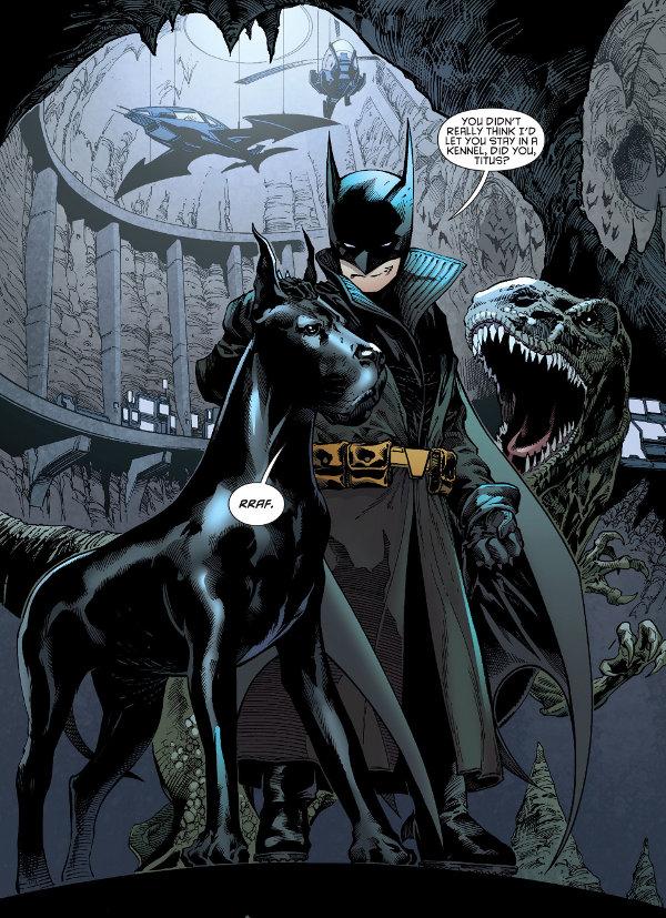 batman and robin annual 1