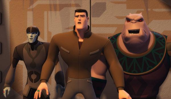 Green Lantern: The Animated Series - Babel
