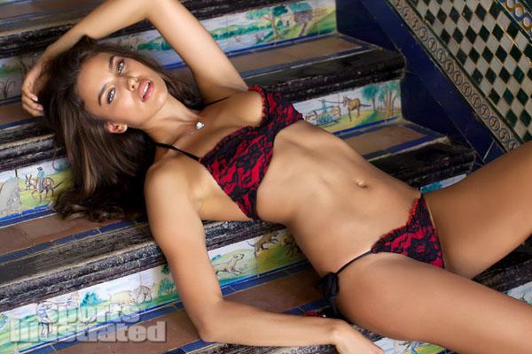 Sports Illustrated 2013 Swimsuit Model Irina Shayk