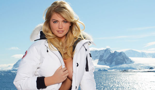 Sports Illustrated Swimsuit Cover Model Kate Upton