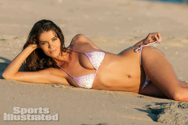 Sports Illustrated 2013 Swimsuit Model Natasha Barnard