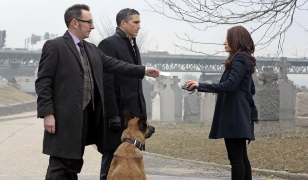 Person of Interest - Relevance