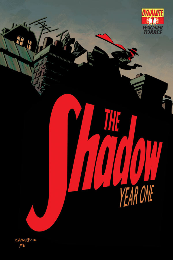The Shadow: Year One #1