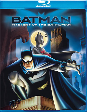 batman mystery of the batwoman was the third and final straight to dvd