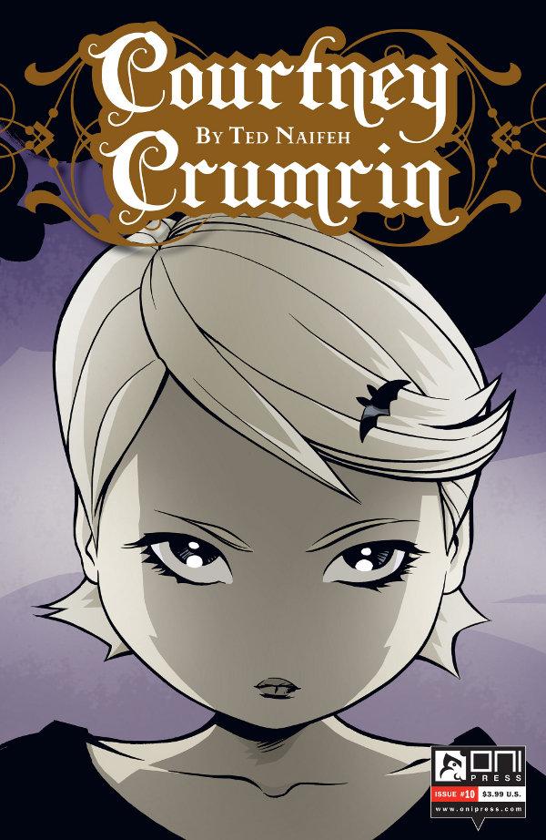 Courtney Crumrin #10
