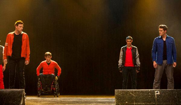 Glee - Feud