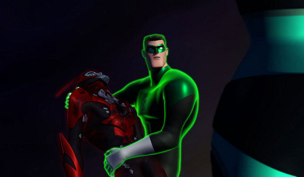 Green Lantern: The Animated Series - Dark Matter