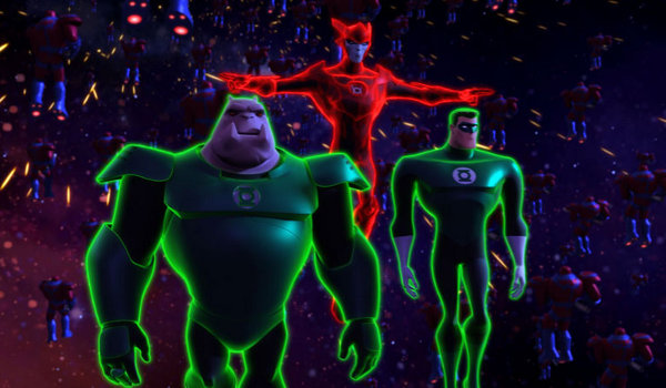Green Lantern: The Animated Series - Ranx