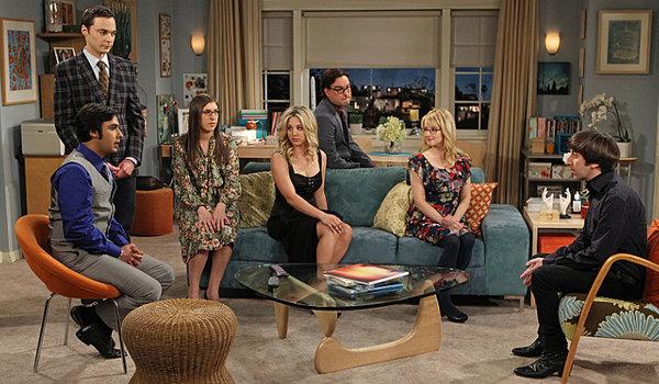 The Big Bang Theory – The Closet Reconfiguration