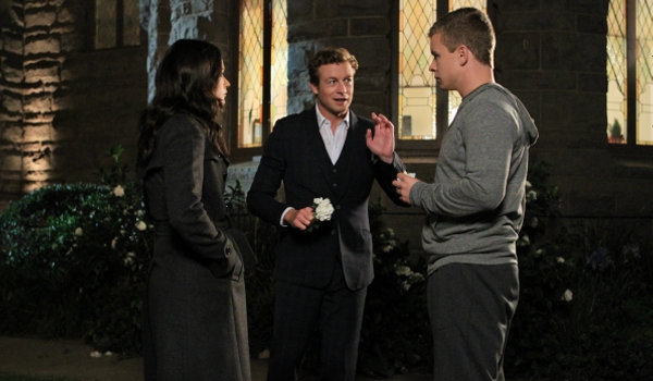 The Mentalist - Red, White and Blue