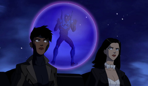 Young Justice - Intervention