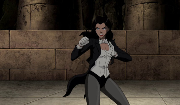 zatanna young justice toy - 600×350