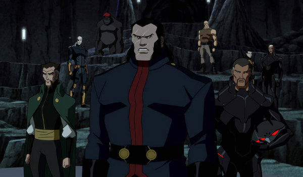 Young Justice - Summit