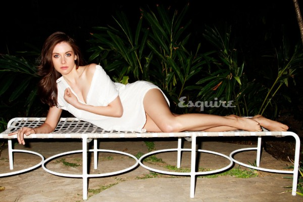 Esquire loves Alison Brie