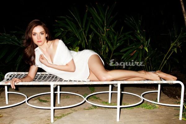 Esquire loves Alison Brie